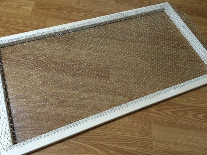 木製ケージの蓋