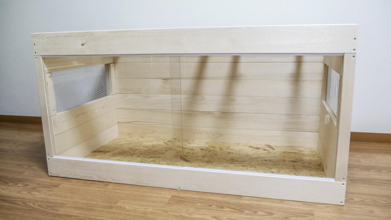 木製ケージ基本仕様