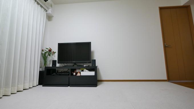 リビングのテレビボード